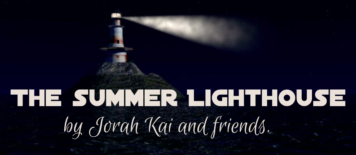 The Summer Lighthouse (COVID-19 Diary)